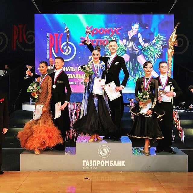 Чемпионы России (РТС) #никитаияна #тскспартакъ